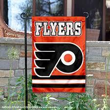 Flyers Flag Wincraft Philadelphia Flyers Double Sided Garden Flag