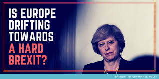 「hard brexit」の画像検索結果