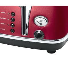 red 4 slice toaster kitchenaid empire kmt4115er kambrook cover