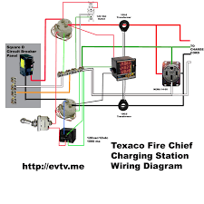 texaco fire chief charging station wiring diagram with circuit Electrical Wiring Diagrams at Wiring Diagram For Electric Car Stations