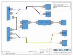 rapidharness wiring harness software