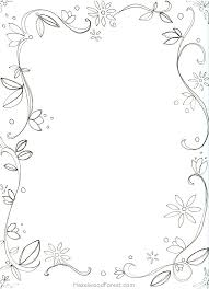 It can be one single aspect in the as you can see from our list of templates, our images and pictures will drag and motivate you to color them. 7 Images Of Border Coloring Pages Printable Page Borders Free Page Borders Design Printable Frames