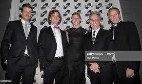 Matt Luckhurft, Leand Maschnery, Liz McDaniel, Brian Colins and Kevin...  News Photo - Getty Images