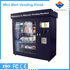 School Supplies Vending Machine