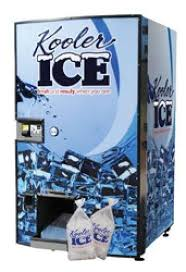 Kooler Ice Vending Machine Locations Magnificent Kooler Ice Vending Machine Convenience Store News