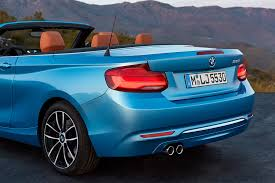 2018 bmw updates. wonderful updates bmw also revised the wheel styles for 2018 with base 230i riding on  17inch doublespoke wheels runflat allseason tires throughout bmw updates b