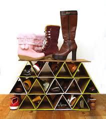 diy space saving furniture. diy super space saving shoe rack closet how to organizing furniture e