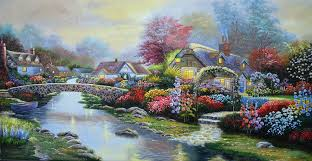 landscape oil painting paintings of landscapes 15