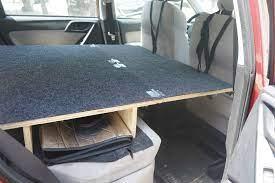 Subaru Camper Conversion Platform With Hinges Suv Camper Subaru Forester Camper Conversion