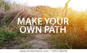 Make Your Own Path Quotes Inspirational Stock Photo Edit Now Mesmerizing Path Quotes