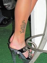 Tetování Na Kotník Malé