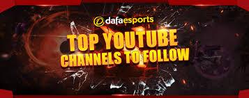top youtube dota 2 channels to follow dafa esports