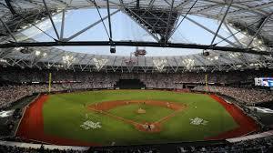 Major League Baseball London Series 20 At The London