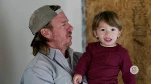 Chip and Joanna Gaines Bring Son Crew ...
