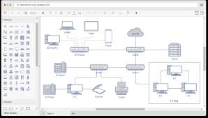 Network Diagram Network Diagram Software