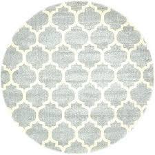 circle area rug gray main image of grey quarter black and white half round rugs ideas white circle rug transitional grey