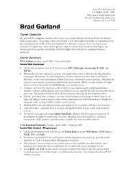 Cover Letter Objective Statement Resume Objective Statement Picture
