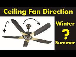 fan blades in winter ceiling fan direction in the winter and summer diy the ceiling fan