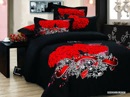 red and black king duvet cover pictures to pin on