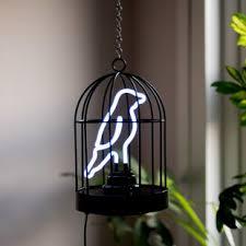 Industrial Cage Lamp Wayfair