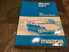 rx7 manual 1985 mazda rx 7 service repair shop manual rx7 electrical wiring diagrams