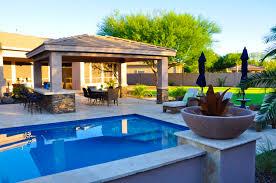 pool feature ideas for phoenix az