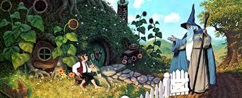 Resultado de imagen de imagenes del hobbit