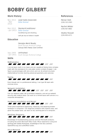 Dollar General Resume Example
