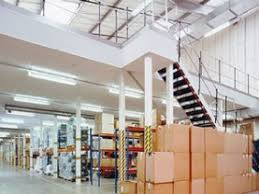 office mezzanine. Adding Commercial Space With Mezzanine Floors Office