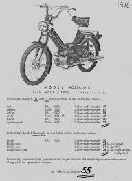 puch parts myrons mopeds info puch 1976 b