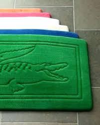 lime green bathroom mat set bright bath mats and towels rug home rugs ideas improvement marvellous elegant
