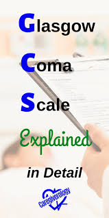 Glasgow Coma Scale Gcs Explained In Detail Caregiverology