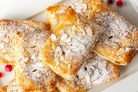 cranberry apple puff pastry tarts