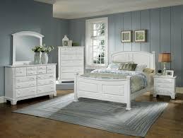 Hamilton/Franklin 4 Piece Bedroom Collection: Snow White