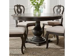 Liberty Furniture Chesapeake Relaxed Vintage Round Pedestal Table