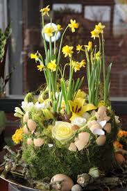 35 Easter Table Centerpieces Inspiration For Easter Decoration