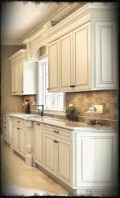 off white kitchen cabinets with dark granite countertops antique ideas that blow your mind reverbsf