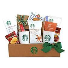 clic starbucks coffee and cocoa gift set