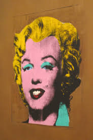 nyc moma andy warhol s gold marilyn monroe by wallyg