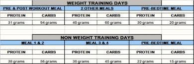 body building t