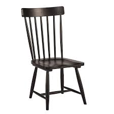 Back Home Furniture Best Magnolia Home Furniture Distressed Black Spindle Back Dining Chair