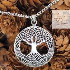 925 solid sterling silver celtic happy tree of life pendant tolbs270
