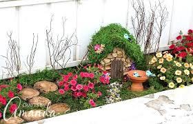 garden crafts. Easter Garden Craft How To Start A Fairy Crafts By Ideas
