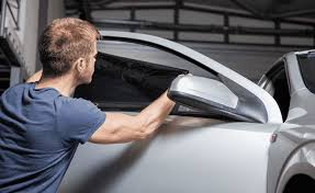 how to install car window tinting