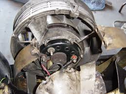 com need help wiring early alternator attached image