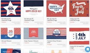 Happy Birthday America 4th Of July Templates Youzign Blog