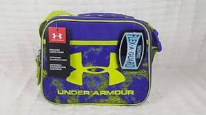 under armour lunch box. image is loading nwt-under-armour-girl-boy-purple-insulated-cooler- under armour lunch box