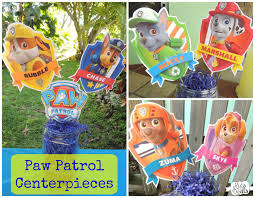 Dog Birthday Decorations Similiar Paw Patrol Birthday Theme Keywords