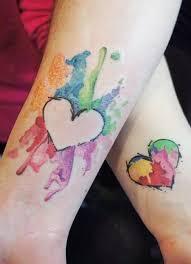 Tetování Srdce