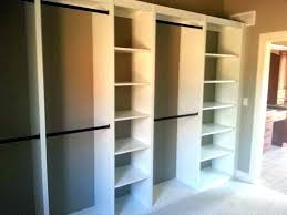 build your own closet shelves completely closet on a budget build build your own shelves best